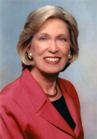 Secretary Barbara Franklin headshot