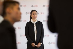 January 12th 2015. UBS event in Shanghai.