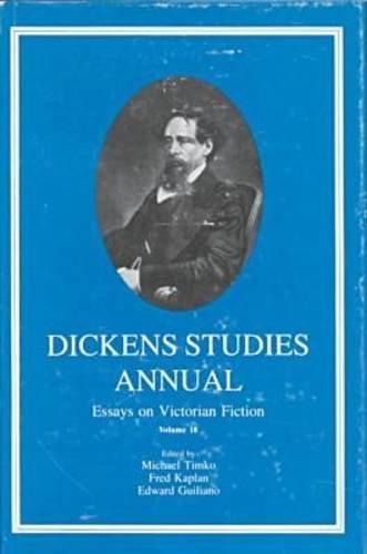 Dickens Studies Annual: 18
