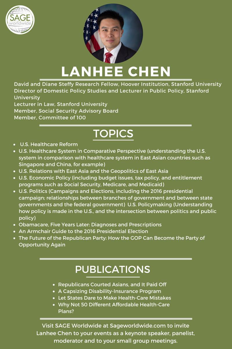 Lanhee Chen