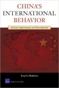 China's International Behavior: Activism, Opportunism, Diversification, (Santa Monica, CA: The RAND Corporation, 2009)
