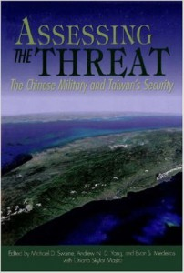 Assessing the Threat: The Chinese Military and Taiwan's Security, co-edited with Michael Swaine and Andrew N.D. Yang, (Washington, DC: Carnegie Endowment for International Peace, 2007)