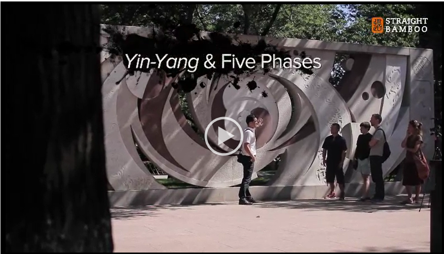 Lesson 4: Yin-Yang & Five Phrases