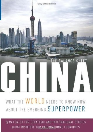 China: The Balance Sheet – What the World Needs to Know Now About the Emerging Superpower (co-authored with C. Fred Bergsten, Bates Gill, and Nicholas Lardy), 2006.