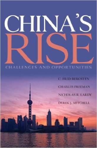 "China's Rise: Challenges and Opportunities (co-authored with C. Fred Bergsten, Nicholas Lardy, and Charles Freeman, Jr.), 2008.  Authored chapters entitled ""Why Does the United States Care About Taiwan?"" ""China's Military Modernization,"" and ""China and the World."
