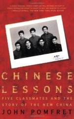 Chinese Lessons Cover